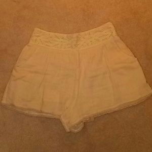 Free People Small tap shorts